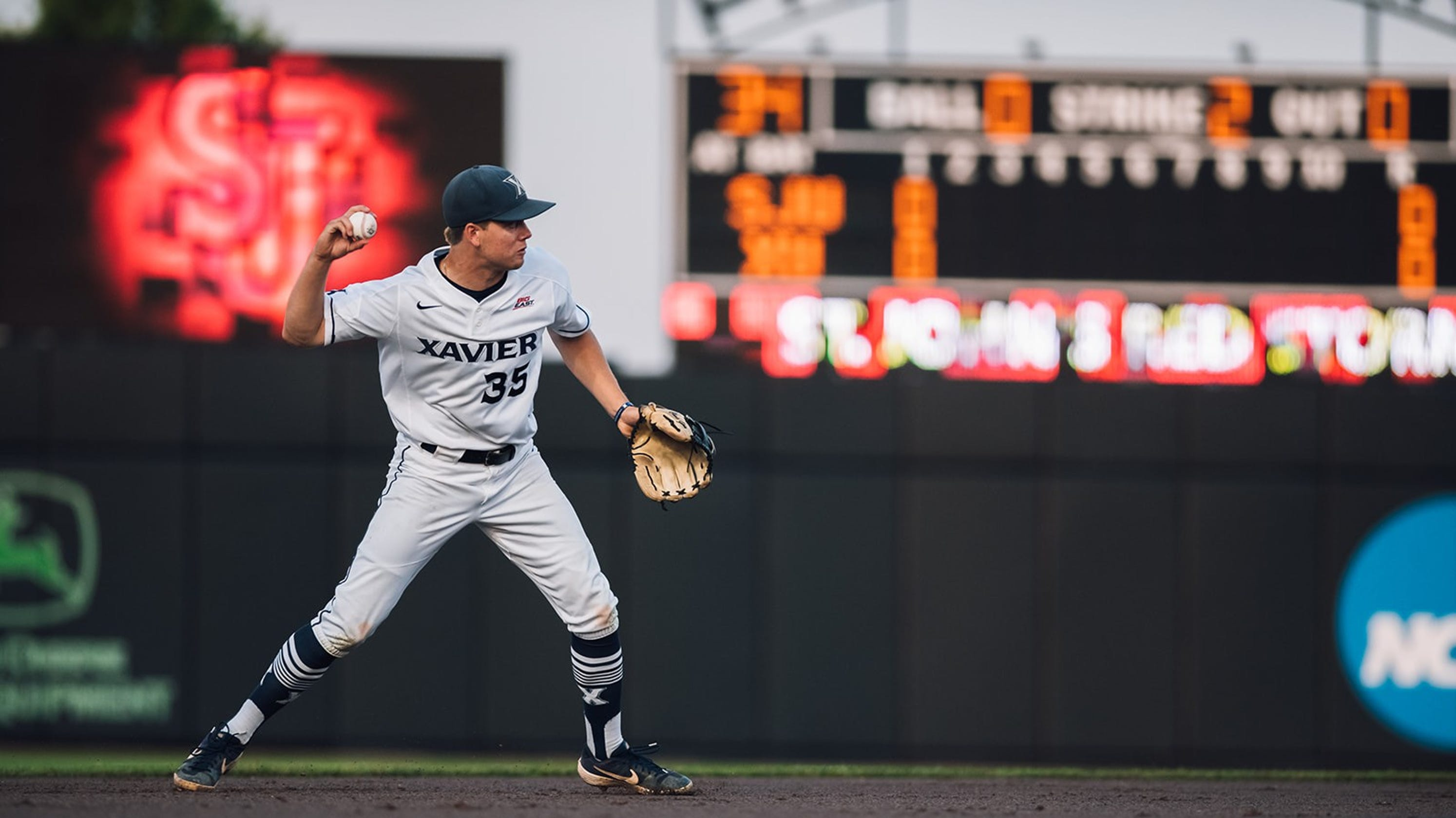 MLB Draft: Xavier's Givin Goes To The San Diego Padres In