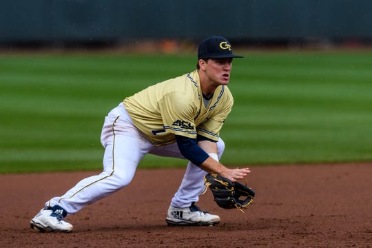 Luke Waddell has the infield scoop for the Georgia Tech Yellowjackets