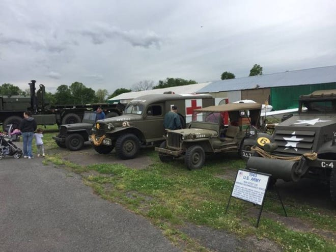 """Touch a Truck"" will be hosted by the Rotary Club of Branchburg at Central Jersey Regional Airport in Hillsborough from noon to 5 p.m. on Saturday, June 8."