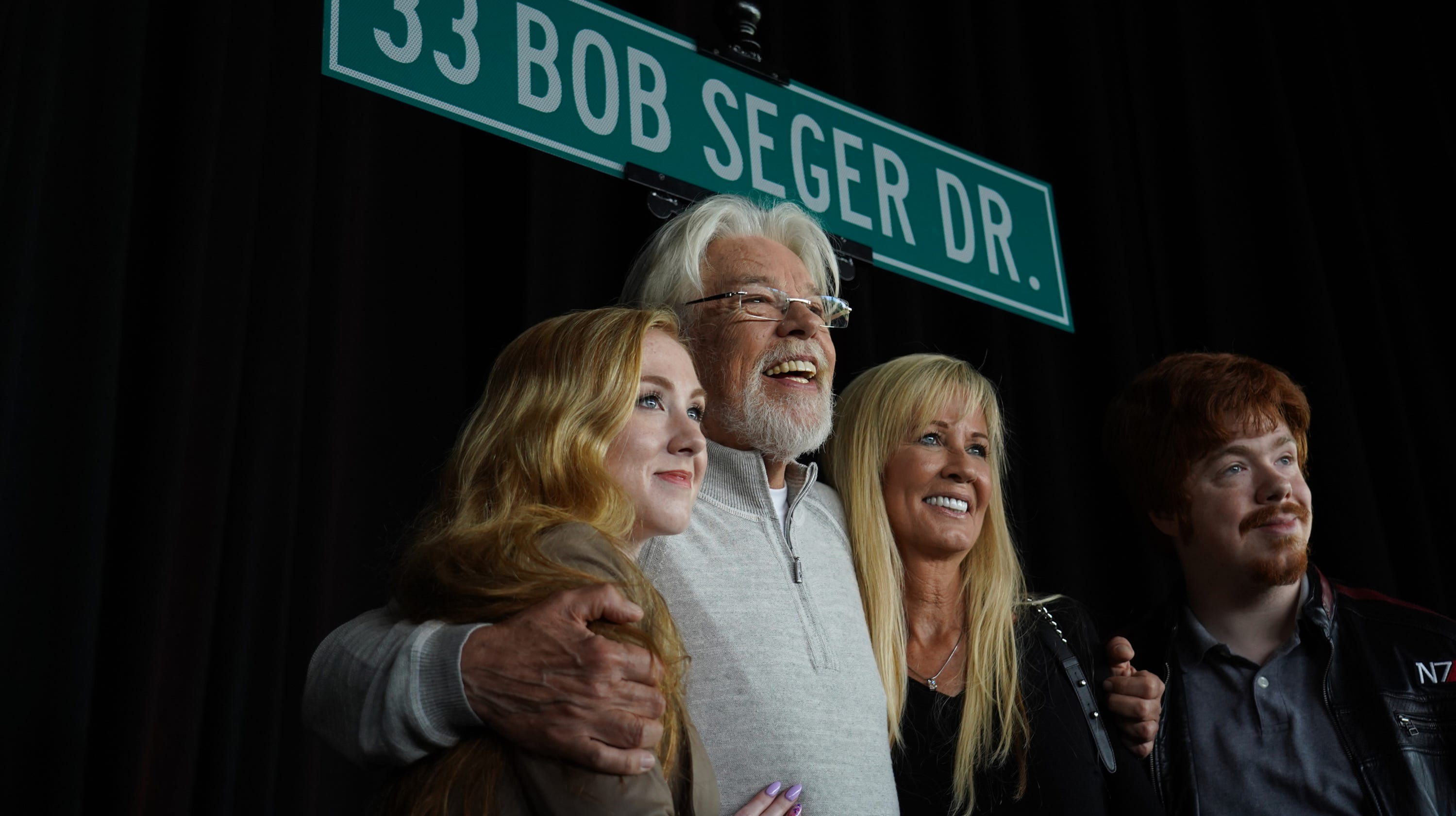 DTE Energy Music Theatre Changes Address To 33 Bob Seger Drive