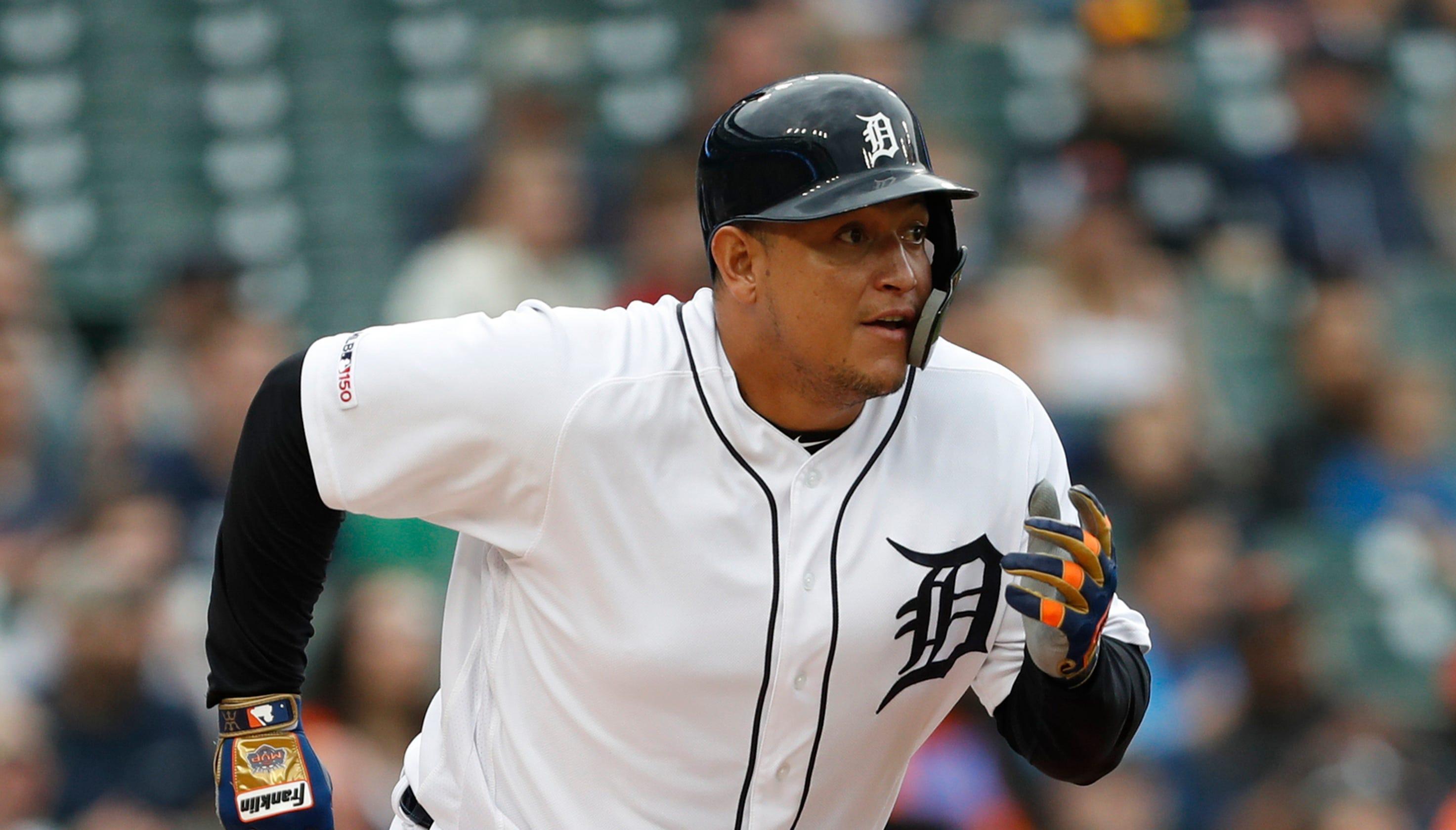 Detroit Tigers' Miguel Cabrera quiets critics - for 1 night Miguel Cabrera Fantasy Outlook