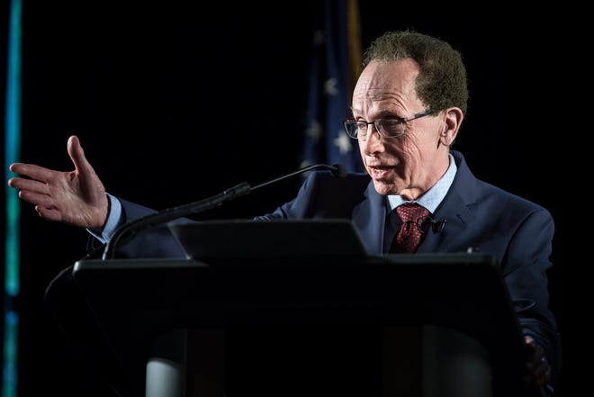 A new lawsuit claims Warren Mayor Jim Fouts thwarted efforts to address racism at city hall.