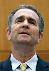 Virginia Governor Ralph Northam