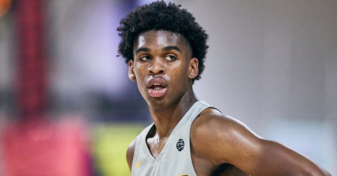 Bellflower (Calif.) Mayfair guard Joshua Christopher, a five-star prospect in the 2020 class, announced on Twitter early Thursday morning that Michigan is among his top five schools.