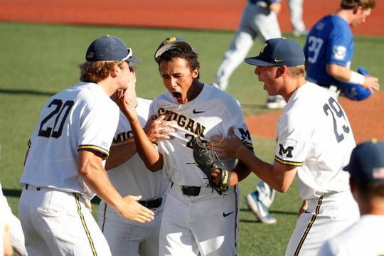 Michigan experienced the gamut of emotions during its regional in Oregon last weekend.