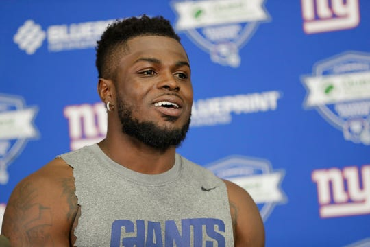 Jabrill Peppers was part of the trade that sent star receiver Odell Beckham Jr. from the Giants to the Browns.