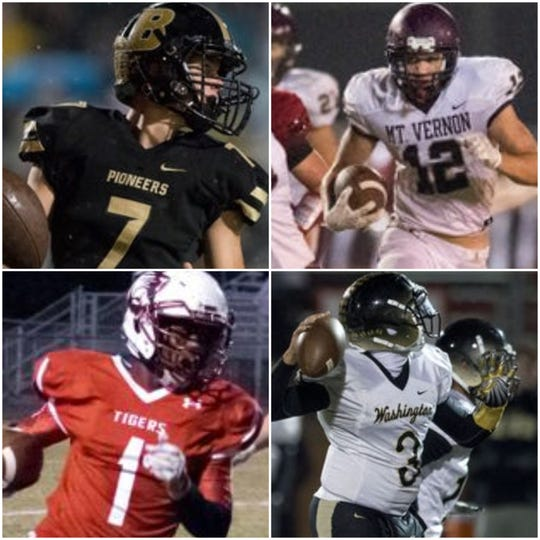 The Boonville Pioneers, Mount Vernon Wildcats, Princeton Tigers and Washington Hatchets will join the Pocket Athletic Conference, beginning in 2020-21.