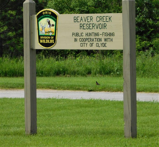 Beaver Creek Reservoir in Adams Township in Seneca County could be supplied by the Sandusky River in addition to Beaver Creek. The reservoir is owned by the City of Clyde.