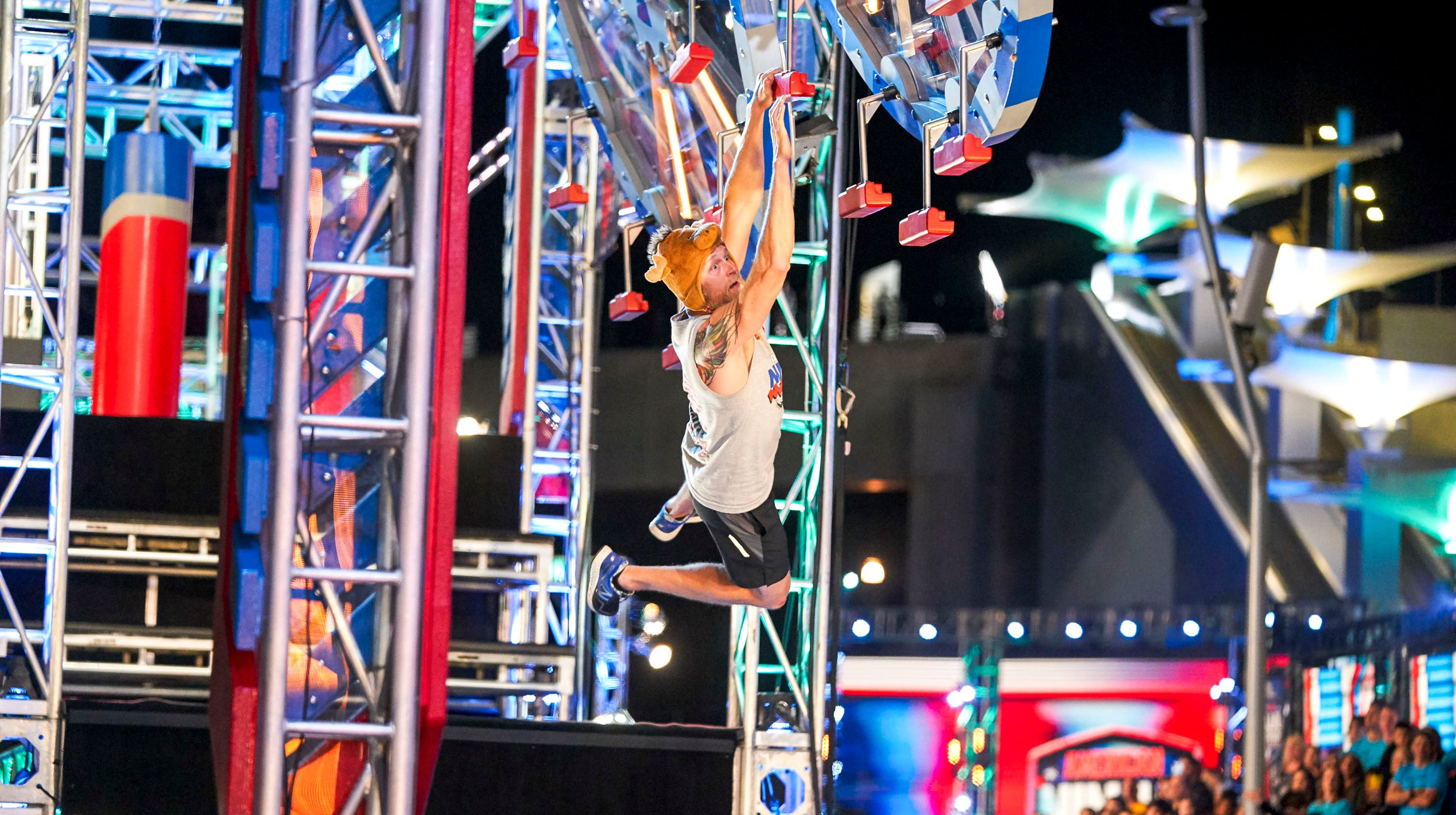 American Ninja Warrior: Cape Coral Teacher Returns For