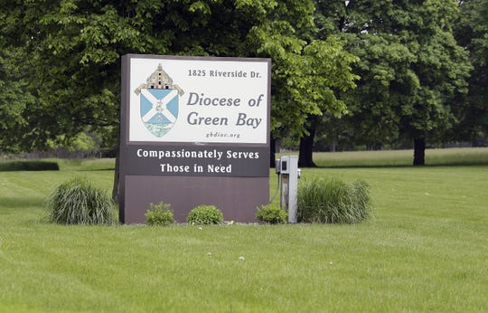 The Diocese of Green Bay is headquartered at 1825 Riverside Drive in Allouez, Wis.