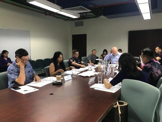 The Guam Economic Development Authority board of directors met on Wednesday, June 5 to discuss various topics, including potential legislation to extend tax breaks to health insurance companies.