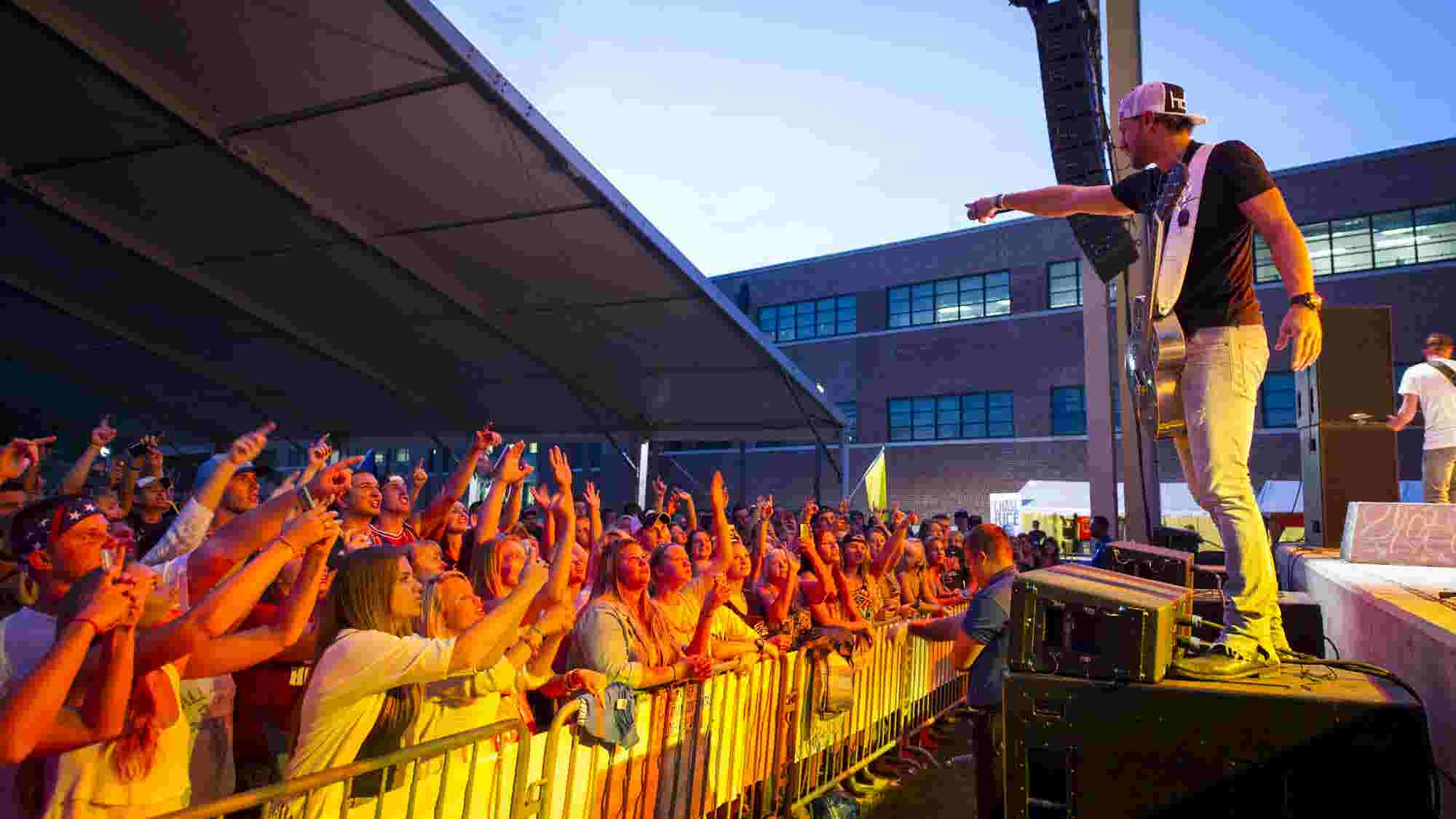 Can you make the Hoosier connections in this 2019 Indiana State Fair concert quiz?