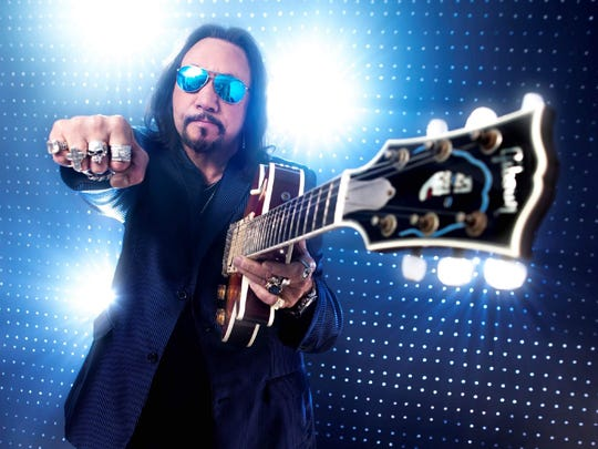 Ace Frehley will perform Aug. 2 at the Indiana State Fair.