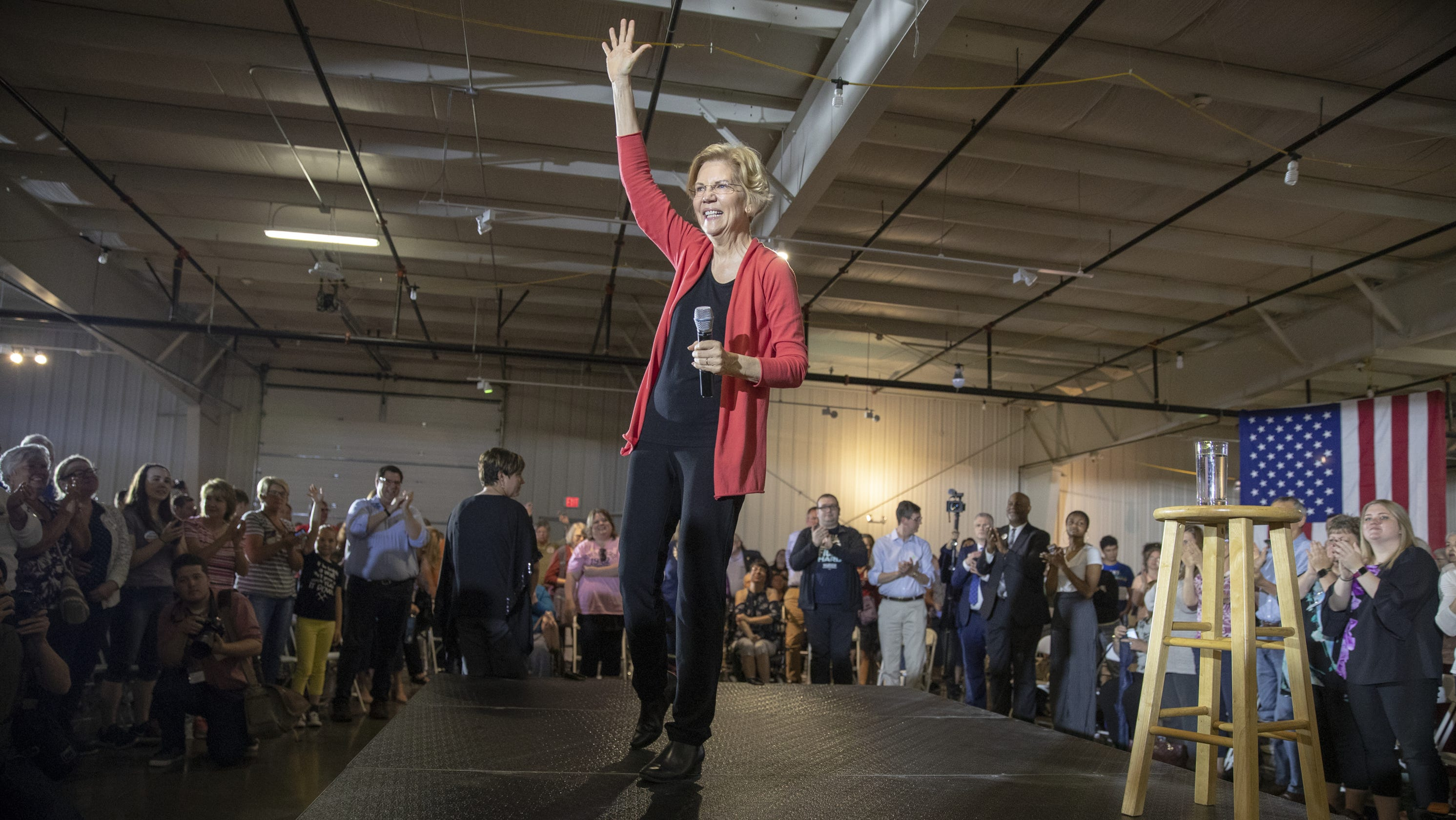 Elizabeth Warren In Indiana: MSNBC Town Hall