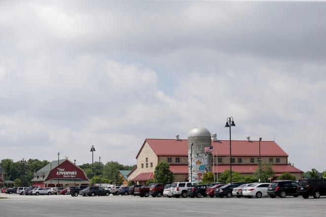 Fair Oaks Farms, 856 N 600 E, Wednesday, June 5, 2019, in Fair Oaks.