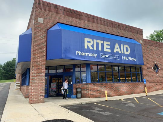 Agents from the Drug Enforcement Agency (DEA) executed a search warrant June 4, 2019, at the Rite Aid located at 1009 Park Avenue West.