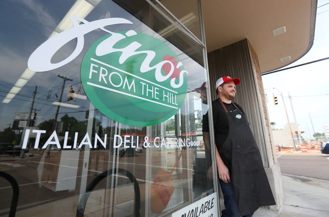 Fino's officially reopens its doors Wednesday under new ownership with Todd English running the deli as manager.