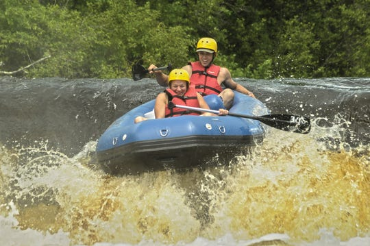 Great Wolf Tubing Co. makes getting out on the Wolf River easy, just one of the many outdoor activities that visitors can enjoy.