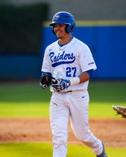 MTSU's Aaron Antonini played in every game last season and started all but one at catcher.