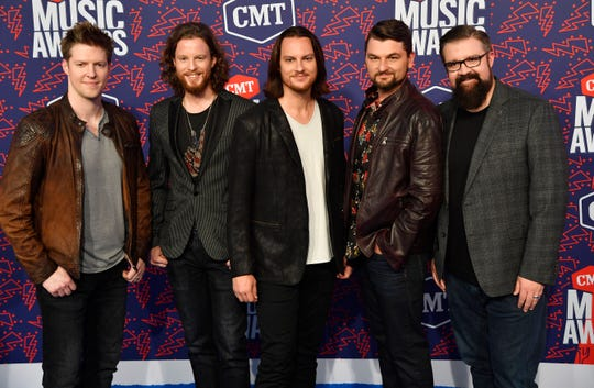 Home Free will perform at 8 p.m. Dec. 11 at the Tennessee Theatre.