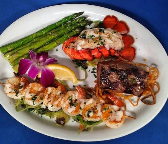 For Father's Day 2019, Matanzas will feature a surf and turf trio for $32, happy hour from 11:30 a.m. to 7 p.m. and live music from noon to 9 p.m.