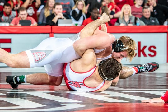 Ohio State redshirt freshman and former Palmetto Ridge wrestler Chase Singletary qualified for the U.S. national U23 team for the upcoming Freestyle World Championships in Budapest, Hungary.