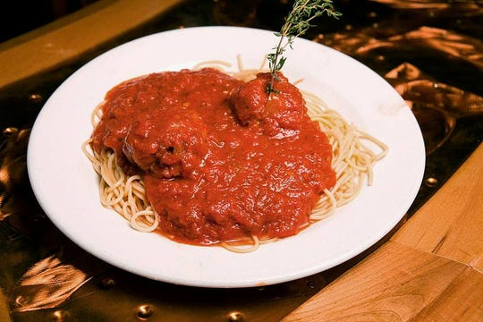 For Father's Day 2019, Noodle Italian Cafe and Sushi will offer a free spaghetti and meatball dinner for fathers with the purchase of an entrée of greater or equal value.