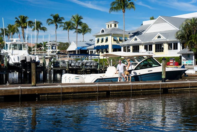 A full-service on-site marina with direct access to the Gulf of Mexico allows Bonita Bay residents to enjoy Southwest Florida's tropical lifestyle.