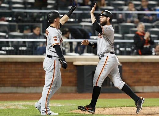 Bullpen Blowup Costs Ny Mets Against Giants In 2016 Wild