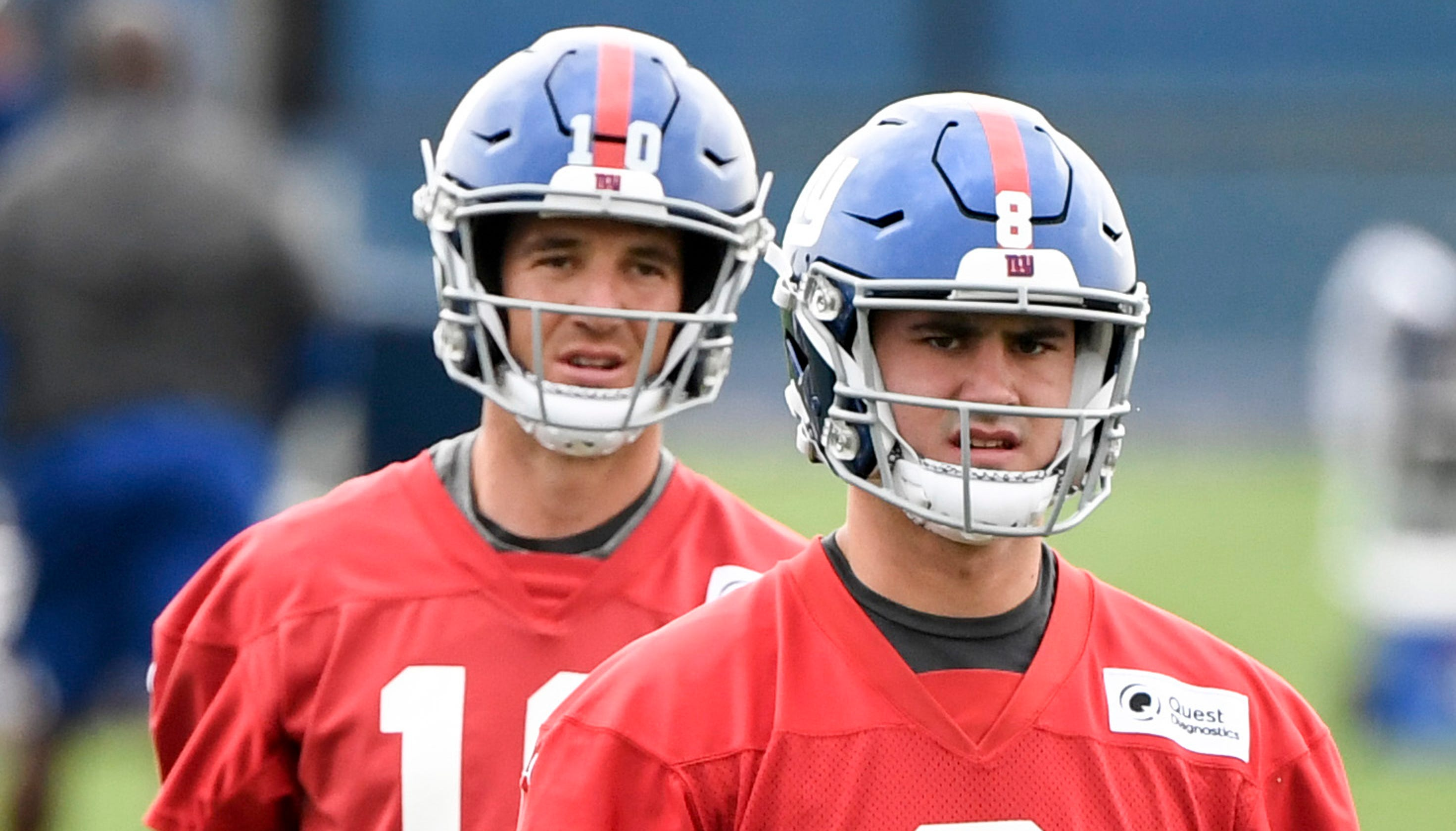 Eli Manning Ny Giants Quarterback Not Out To Impress Us In