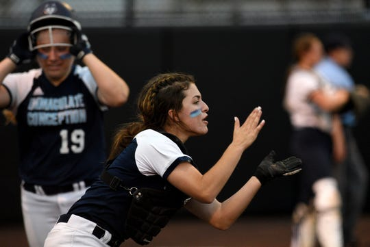 Immaculate Conception defeated Ramsey 5-2 in the semifinals of the Tournament of Champions at Seton Hall University on Tuesday, June 4, 2019.