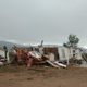 'Short-lived tornado' hits north Alamogordo