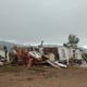 'Short-lived tornado' hits north Alamogordo