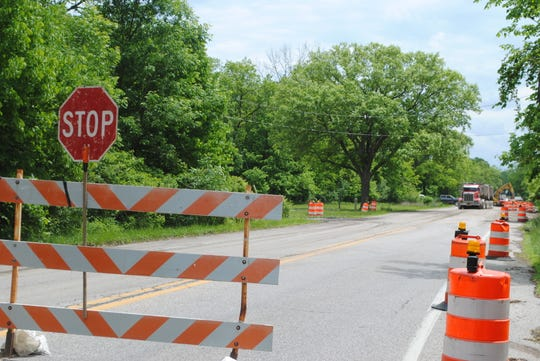 Part of Ann Arbor Trail in Westland, just west of Hines Drive, will be closed for most of the summer.