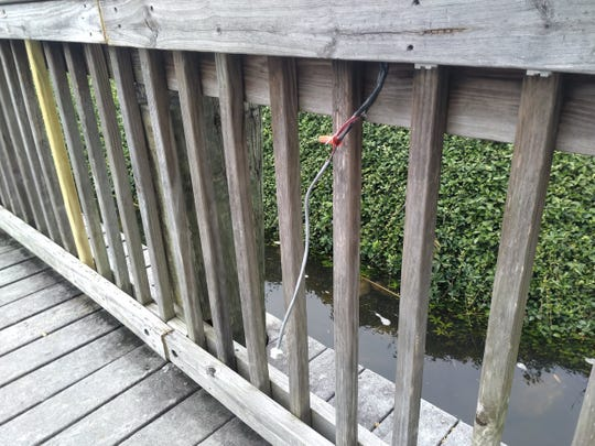 The City of Milton says vandals caused $3,500 in damage to newly installed light fixtures and wiring at the city's Riverwalk South area.