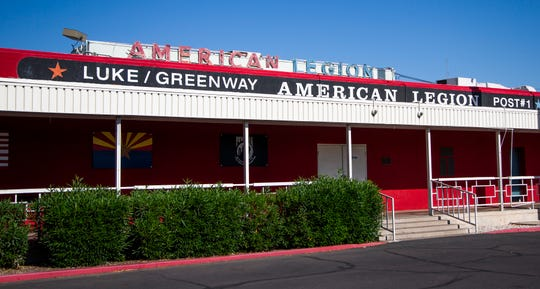 First Phoenix American Legion could be demolished for