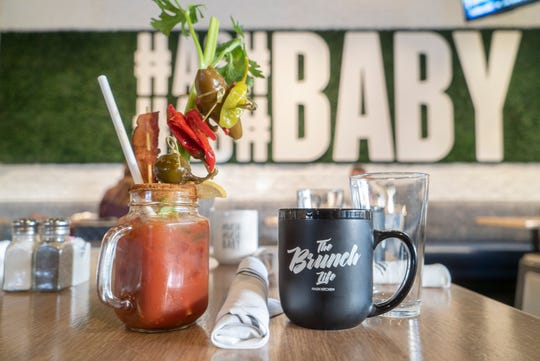 Hash Kitchen in Arcadia will have the biggest bloody mary bar in Arizona, according to owner Joey Maggiore.