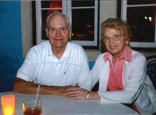 Robert and Grace McKee