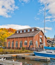 Ole Savannah is on the historic  Rondout waterfront in Kingston.