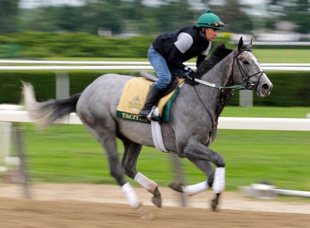 graphic about Printable List of Kentucky Derby Horses identified as Belmont Stakes 2019: How toward observe, printable record of horses