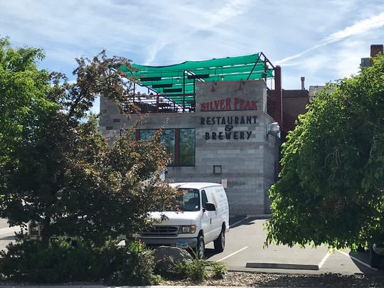 The original Silver Peak Restaurant & Brewery on Wonder Street in Reno was listed for sale in May 2019, 20 years after debuting.