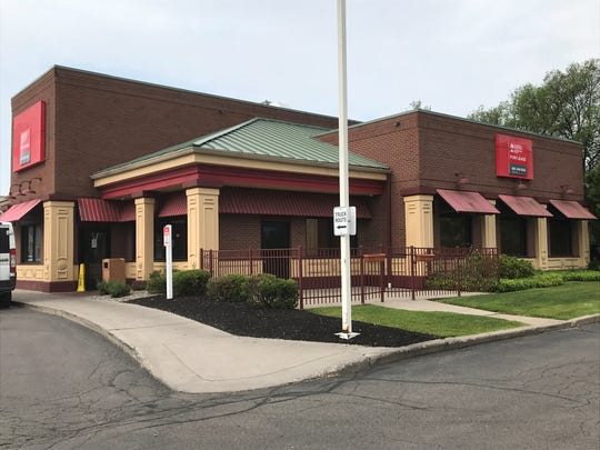 Denny's in Perinton has closed.