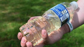 """Pittsville Town Manager Joe Mangini weighs in on the status of the town's latest """"water crisis,"""" and how it all went down."""