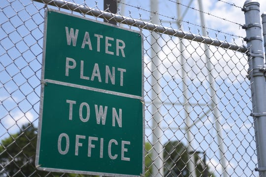 "The Pittsville water treatment facility sits behind the Town Hall itself on Monday, June 3, 2019. Locals have been calling for more than clean water following a period of ""crisis."""