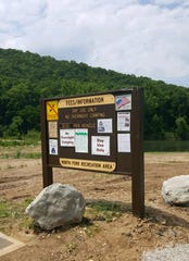 The North Fork Recreation Area renovation is nearly complete.