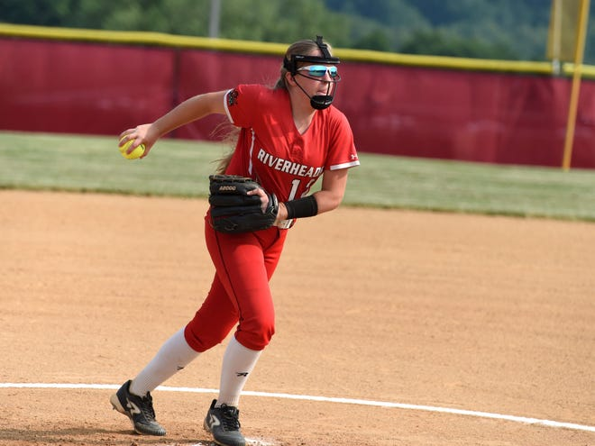 Riverheads softball is one of several local teams involved in VHSL state tournament play this weekend.