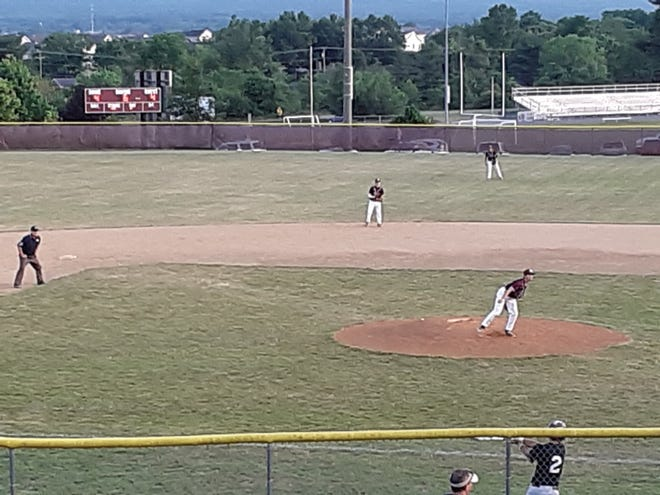Stuarts Draft advanced to the state semifinals with a win over Nandua Tuesday.
