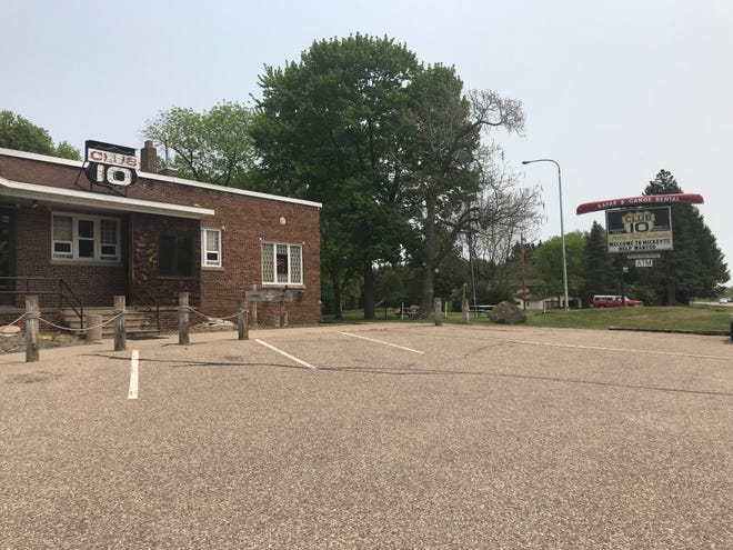 Mickey T's Club 10 is located at 1602 Portage County HH, just outside of Stevens Point
