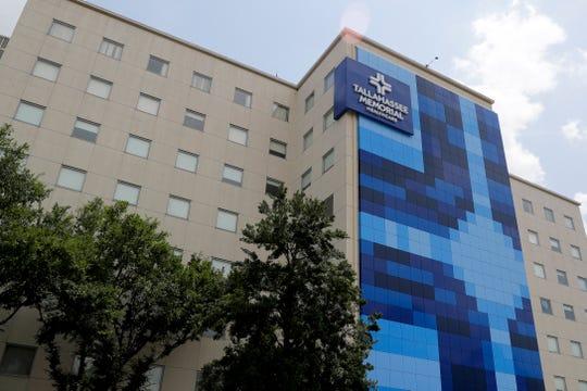 Tallahassee Memorial HealthCare Building Exterior Wednesday, June 5, 2019