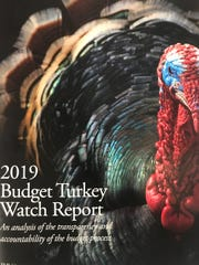 "The cover of the ""2019 Budget Turkey Watch Report."""